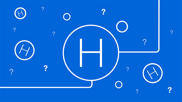 Energy Explained - what is hydrogen?