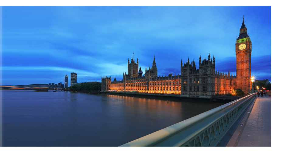 Houses of Parliament and Big Ben - image used for the National Grid story 'All-party parliamentary group working together to deliver net zero'