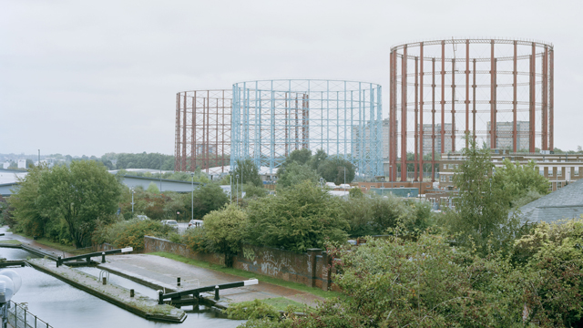 For National Grid's 'Birmingham's Windsor Street gasholders to be dismantled' story