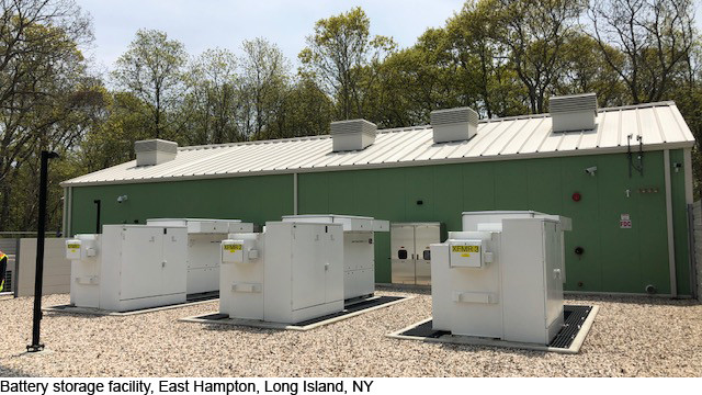 National Grid article about battery storage