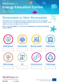 Renewable-or-non-renewable-worksheet