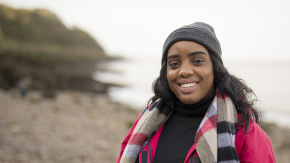 National Grid Apprentice Janeece Hylton for career story