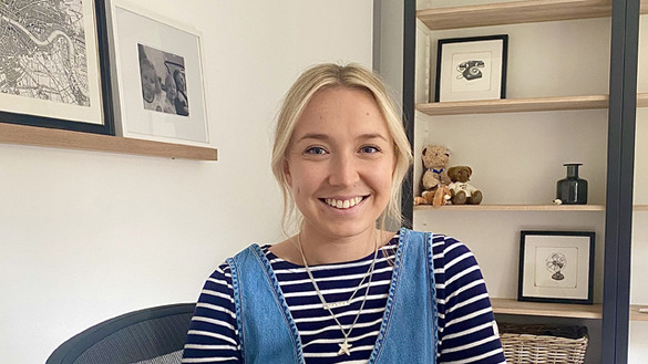 Meet the Grid Grads - National Grid graduate Grace Monk