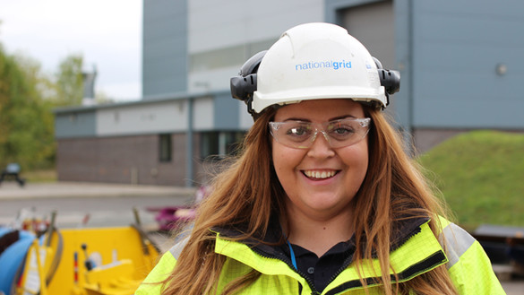 National Grid's Kirsty McDermott for International Women's Day 2021 story
