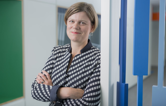 Nicola Shaw for National Grids zero carbon workforce report